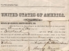 Alexander's Naturalization Papers