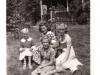 Annabelle Dunn, Ann Becker, Mary Belle Becker & Cecelia Munro