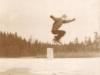 Gordon Jumping Orange Crate on Gazzam Lake