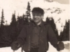 James Munro on Mt. Ranier