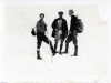 Ben Bernard, Gordon Dunn & George Munro near Camp Muir Aug 22, 1922