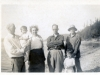 George & Betty Munro, Bob Adams & John Munro