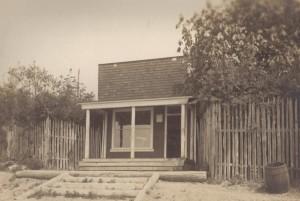 Munro Family Store, circa 1912